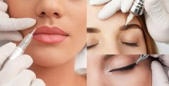 Σεμινάριο Permanent Make up   Hμιμόνιμο μακιγιάζ (φρύδια, χείλη, eyeliner)